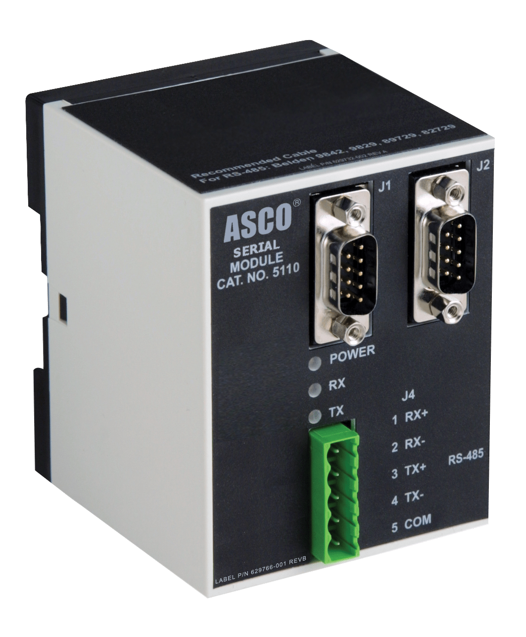 Donwil Company ASCO 5110 Serial Interface Module (Acc 72A)