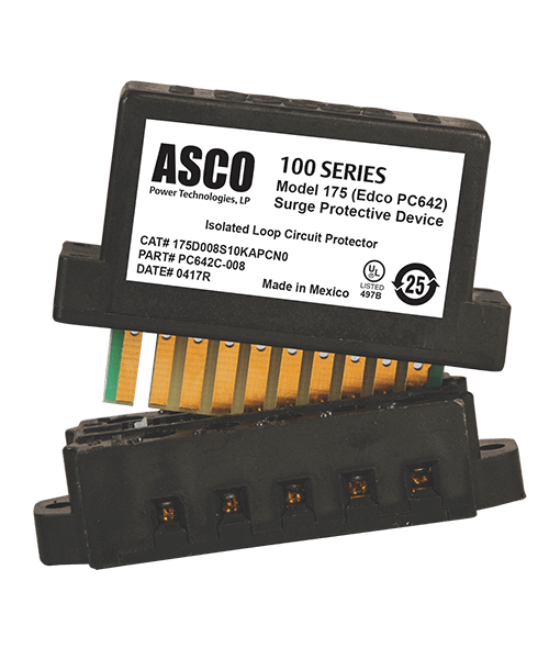 Donwil Company ASCO Model 175 (Edco PC642 Series) Surge Protective Device