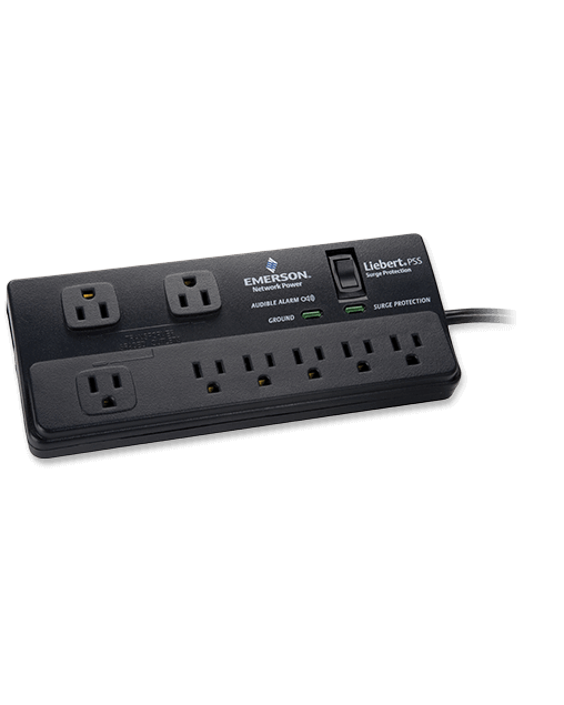 Donwil Company Liebert PSS Surge Protection Strip