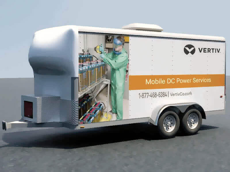 Donwil Company Mobile DC Power Services