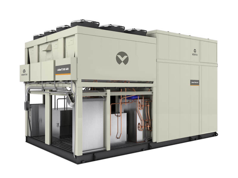 Donwil Company Liebert® DSE Packaged Free-Cooling Solution, 400-500kW