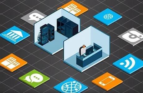 power challenges IT network edge