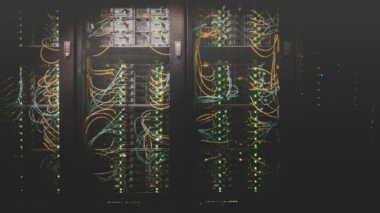 Image shows a database that needs to be properly cooled in order to be kept in good condition