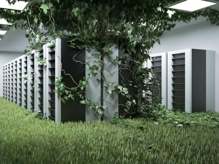 Green Data Center Green Energy Data Servers